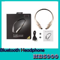 Bluetooth Headphone Wireless Earphone HBS900 Stereo Sports R...