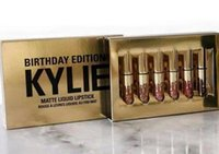 1: 1 Copy Kylie Jenner Limited Birthday Edition Kylie Matte l...
