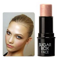 Sugar Box Face makeup cosmetic highlighter Stick Shimmer Hig...