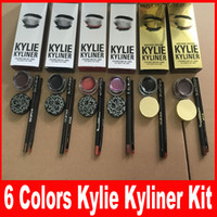 Kylie Cosmetics By Kylie Jenner Kyliner Black Brown bronze c...