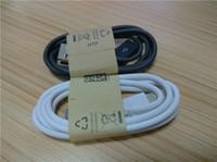 Cable de la carga de la alta calidad 1M cable de datos micro del USB cable del adaptador del adaptador para Samsung LG Xiaomi lenovo huawei ZTE teléfono DHL libre