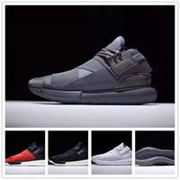 Y- - 3 High Grey Men and Women Running Sneaker Shoes