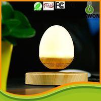 Wood Speaker Floating Night light Wireless Bluetooth 4. 0 Mag...