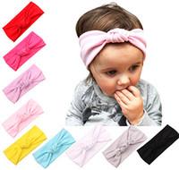 Baby girl headbands 2016 new kids Hair Accessories baby tie ...