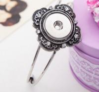 Lotus DIY Bracelet Buckle Women Openings