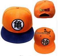 2style Dragon ball alta qualidade Z Goku chapéu Snapback Plano Hip Hop bonés boné de beisebol casual para homens mulheres crianças Presente de aniversário