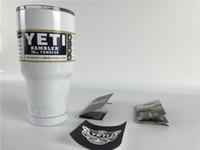 Yeti Mug 304 Stainless Steel Tumbler 30 oz Cup Rambler Tumbl...