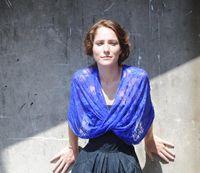 Lace Infinity Scarf Prevent Bask Neckerchief Scarves Bride P...