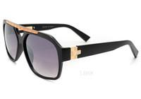 5pcs / Lot moda retro feminino dirigindo óculos de sol marca designer marca MACH ONE mulheres óculos com metal dobradiça caso