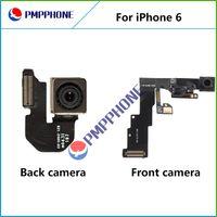 Caméra frontale avec câble flex Retour Camera Lens Cam remplacement pour iPhone 6 6 plus chaud de vente
