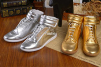Hot Sale Gold silver Maison Martin Margiela Sneakers Top Qua...