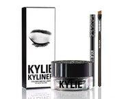 NOUVEAU KYLIE kits d'eye-liner édition d'anniversaire cosmétiques kylie kyliner ensemble marron et noir / kylie kit BRONZE CHAMELEON set