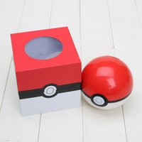 New Pokeball Master Great Ash Piggy Saving Bank With Poke PV...