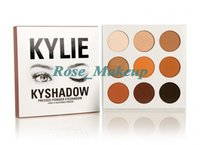 2016 Pre- sell hot new kylie Kyshadow pressed powder eye shad...