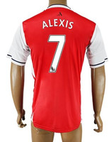 Popular Customized Thai Quality 7 ALEXIS Soccer Jerseys Shir...