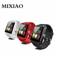 SmartWatch Bluetooth Смарт часы спортивные часы U8 для Android Samsung телефонов носимого электронного устройства