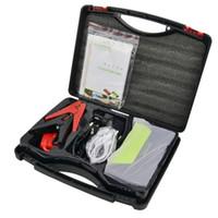 Mini Portable 12V Car Jump Starter Mini Car Battery Engine S...