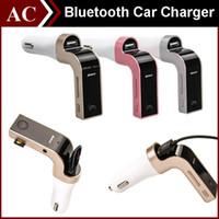 G7 Smartphone Bluetooth MP3 Radio Player Handfree FM Transmi...