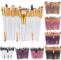 Hot 20 Pcs 21 Colors Professional Soft Cosmetics Beauty Make...