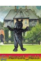 MALL130 Custom Bulldog Mascot Costume Adult Size Mascotte Ou...