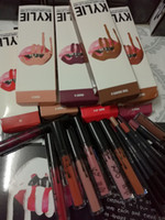 KYLIE 2016 in stock New Lipgloss Kylie Lip Kit by kylie Jenn...