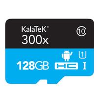 KalaTek 100% de la capacidad plena clase genuino 10 32 GB 16 GB 64 GB 128 GB UHS-1 Class 4 GB 8 GB 6 tarjeta flash para teléfonos inteligentes con lector de tarjeta M2 gratuito