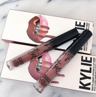 1set=2pcs Presell 2016 Lipgloss Lip Gloss Kylie Lip Kit with...