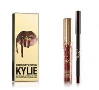 New Hot Kylie Jenner LIP KIT in LEO Birthday Edition Matte L...
