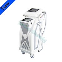hot selling 3 inf elight ipl RF nd yag laser for hair remova...