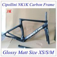 Fast Shipping Cipollini NK1K Carbon Road Bike Frame 3K Weave...
