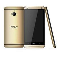 4,7-дюймовый HTC One M7 Восстановленное Оригинальные разблокирована Android телефоны 2 Гб оперативной памяти 32 Гб ROM 1920х1080 Full HD 2300mAh Аккумулятор смартфона