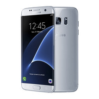 S7 Nouveau Samsung Galaxy S7 étanche 5.1 '' Quad Core Android 6.0 Smartphone 4G RAM 32G ROM 12MP 4G LTE Cell DHL Freeship