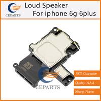 Haut-parleur pour iPhone 6 6plus Ringer Buzzer Bonne qualité Pièces de rechange de réparation