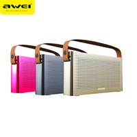 Original Awei- Y300 bluetooth speaker daul tone road HD calls...