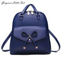 Quality Assurance 2016 New Fashion Leisure Women Bag Backpac...
