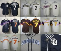 Chase Headley Jersey Stitched Wholesale Cool Base Padres