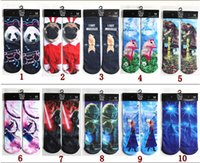 63 Designs 3D emoji Star Wars socks Men' s Wome' s C...
