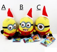 15cm 6 inches New Christmas Style Despicable Me Minions Plus...