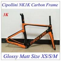 Cipollini NK1K Carbon Road Bike Frames 3K Weave Glossy Matte...