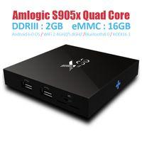 Amlogic S905X X96 TV Box Android 6. 0 Marshmallow 2gb 16gb Du...