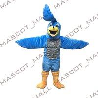 MALL136 Custom Roadrunner Mascot Cartoon Costume Christmas H...