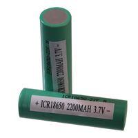 Orignal и самый дешевый 18650 22FM литий-ионный аккумулятор 2200mAh 3.7V 18650-22FM перезаряжаемая цилиндрическая литий-ионная батарея Свободная перевозка груза !!!