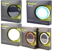 Mejor precio de fábrica universal de energía Qi carga inalámbrica kit de cargador para el iPhone Samsung Pad con Box