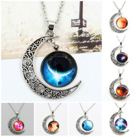 Chokers Necklace Swarovski Starry Outer Space Universe Gemst...