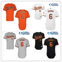 Elite Baltimore Orioles Baseball Jerseys 6 Jonathan Schoop #...