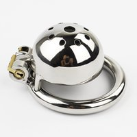Super Small Male Chastity Device 35MM Adult Cock Cage BDSM S...