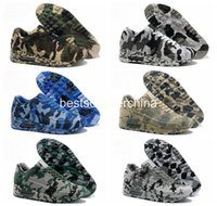 2016 New Max 90 VT Running Shoes Men And Women Camouflage Ma...