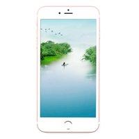 Jet Black Touch ID Goophone V3 i7 1: 1 клон 3G WCDMA Quad Core MTK6580 Android 6.0 4,7-дюймовый IPS 1280 * 720 HD сканер отпечатков пальцев Смартфон
