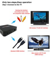 MXQ PRO + Amlogic S905 Android TV Box Quad Core 4K Miracast DLNA Media Player 2GB 16GB 2016 новый