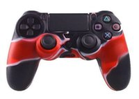 HOT Meilleure qualité en silicone souple gélule caoutchouc Housse Grip Cover pour SONY Playstation 4 PS4 CMicrosoft Xbox One Wireless Controller